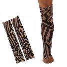 2pcs Temporary Arm Stockings Fake Tattoo Sleeves T10