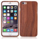 Environmental-friendly Wooden Protective Case for iPhone 6 Plus/6S Plus Dark Bamboo Pattern