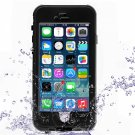 """Waterproof Shockproof Dirt-proof Button Style Protective Case for 4.7"""""""" iPhone 6/6S Black"""