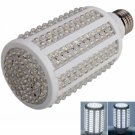 E27 13W 263 LEDs 1200LM 7000-8000K Cool White LED Corn Light Bulb (220V)