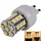 G9 4W 27 LED SMD5050 3000K Warm White Corn Light Lamp (220V)