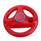 Steering Wheel Controller for Wii / Wii U Mario Kart Red