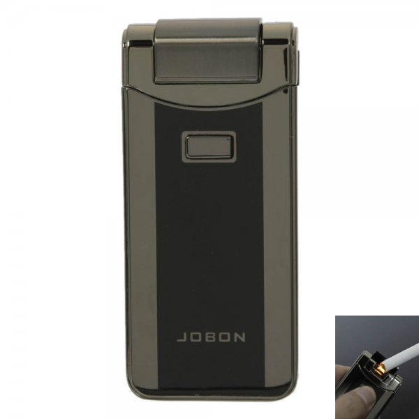 Windproof Tobacco Cigar Cigertte Lighter USB Rechargeable Fashion