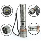 Lotus Head Ultrafire XML T6 2000LM 5 Modes Zoomable White light Flashlight