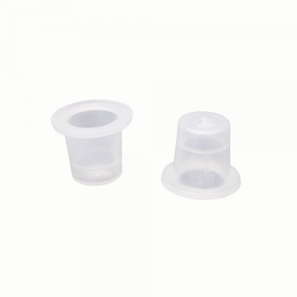 1000pcs/lot Professional Tattoo Pigment Ink Cup Middle Size