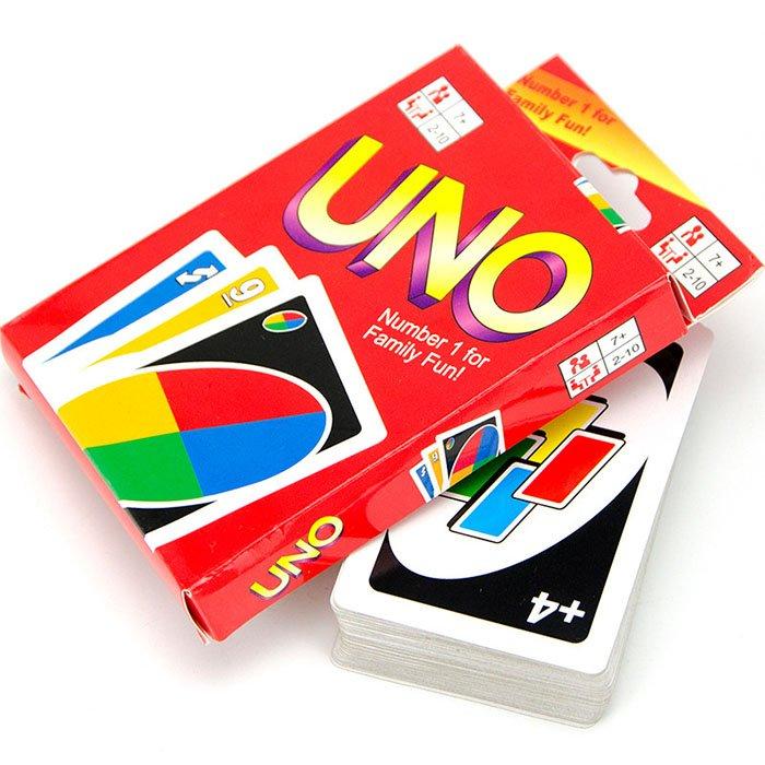 New UNO Cards Game Uno Board Game Poker