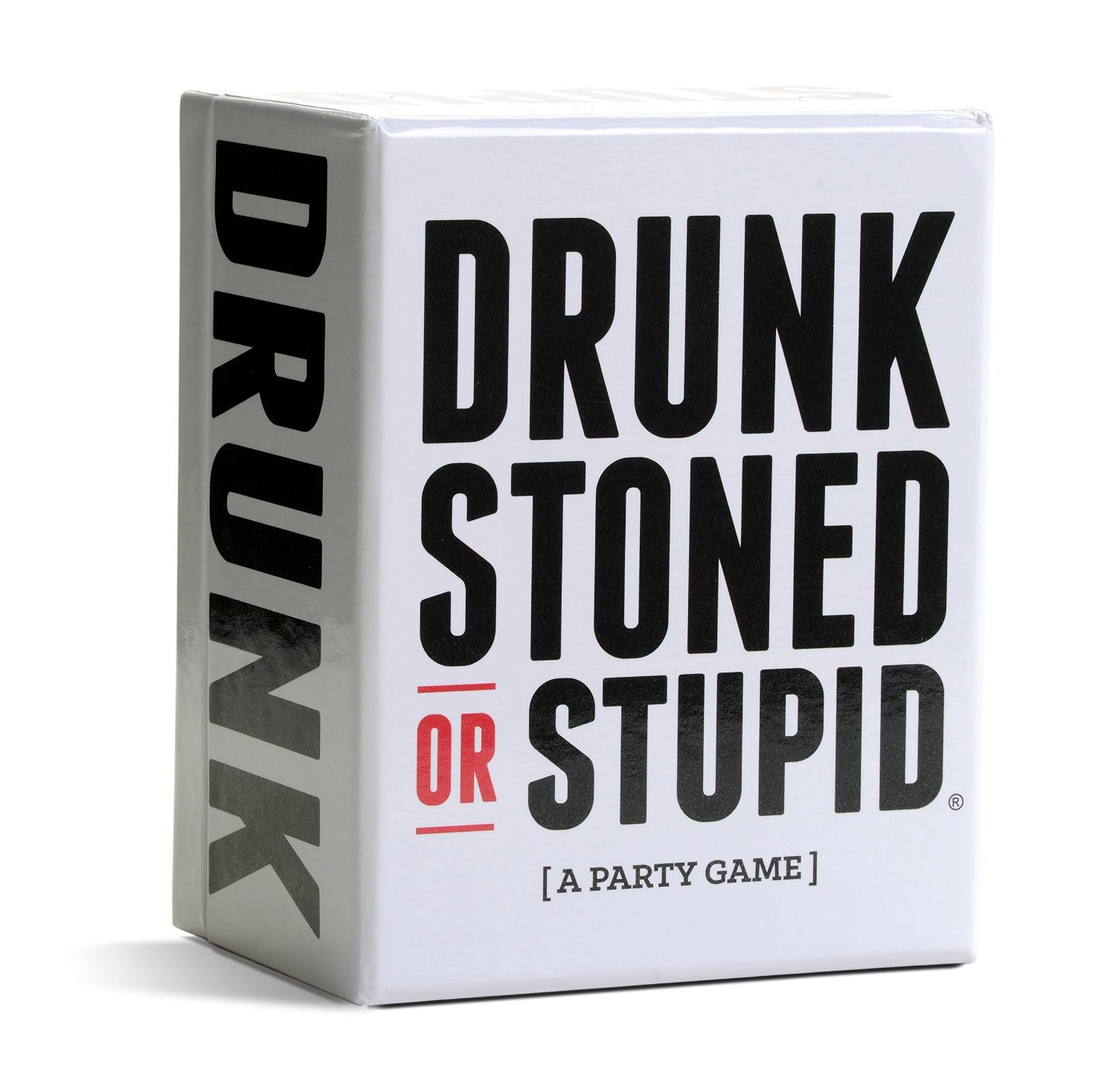 DRUNK STONED OR STUPID [A Party Game]  With USPS Tracking