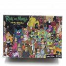 New Rick and Morty Total Rickall Cooperative Card Game