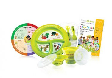 Show �N Tell Know-It-All Nutrition Kit incl. Set 1
