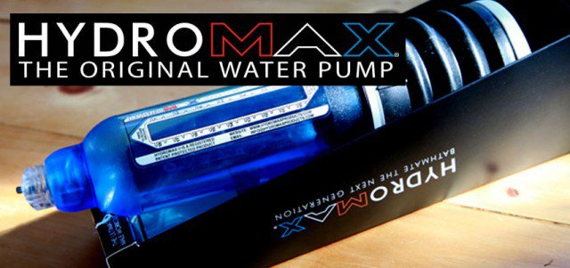 Hydromax X30 Bath and Shower enlargement Pump for male enhancement like VaxAid