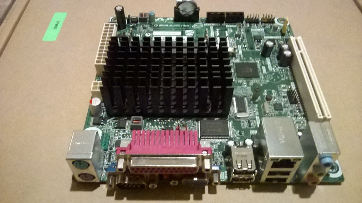 INTEL D425KT MINI-ITX MOTHERBOARD, USED. QTY AVAILABLE. FREE SHIPPING!!! BUY NOW