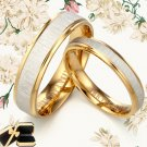 Men Women Yellow Gold Filled Anniversary Wedding Rings 093