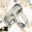 Men Women Titanium Wedding Rings 091