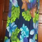 "LIZ CLAIBORNE size 6 ""Exotic Influence"" floral dress"