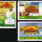 Myanmar/Burma 2008 Referendum MNH 3v
