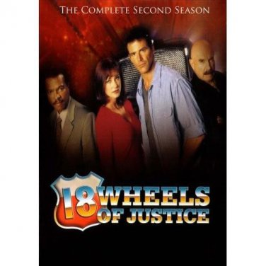 18 Wheels of Justice DVD Set - The Complete Second Season