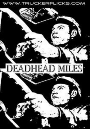Deadhead Miles DVD - Trucker Adventure - Alan Arkin - Charles Durning - Loretta Switt