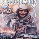 Steel Cowboy - DVD - Trucking Adventure / James Brolin - Jennifer Warren