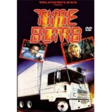The Time Bomb - DVD - Trucker Adventure - Billy Dee Williams - Morgan Fairchild