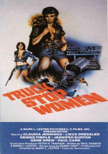 Truckstop Women DVD - Trucker Adventure - Claudia Jennings