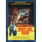 White Line Fever - DVD - Trucker Adventure / Drama