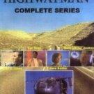 The Highway Man Complete Series - 1987- Trucking Drama - 2 DVD Set -Sam J Jones