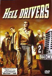 Hell Drivers - DVD - Trucking Drama starring Sean Connery