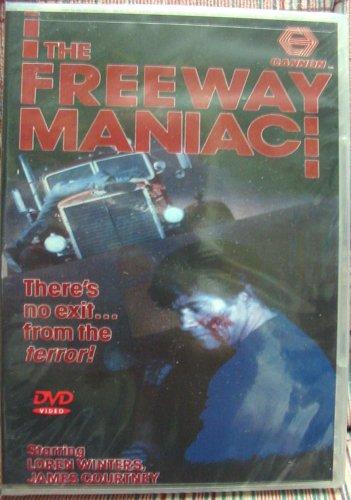 The Freeway Maniac DVD - 1989 - Trucker Drama/Adventure