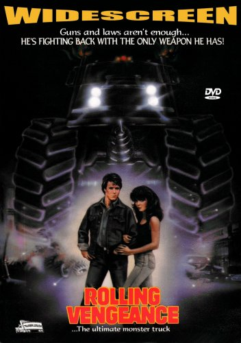 Rolling Vengeance DVD - WIDESCREEN VERSION - Don Michael Paul - Lawrence Dane