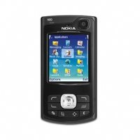 Nokia N80 Cellular Phone