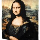 "Carnation Home Fashions ""Mona Lisa"" Fabric Shower Curtain (2 DAY SHIPPING)"