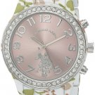 U.S. Polo Assn. Women's Quartz Metal and Alloy Watch (Model: USC40105)