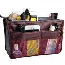 Purse Organizer,Insert Handbag Organizer Nylon 13 Pockets (2 DAY SHIPPING)
