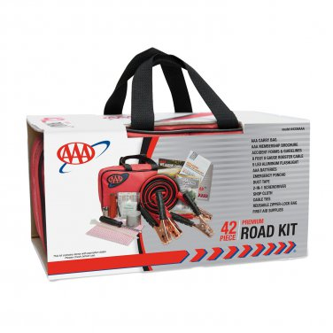 AAA 42 Piece Emergency Road Assistance Kit (2 DAY SHIPPING)