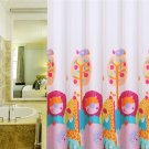 Animal Theme Kid's Shower Curtain (2 DAY SHIPPING)
