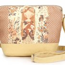 Crest Design Cute Canvas Crossbody Purse (5 Designs to choose from)