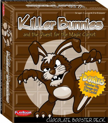 Killer Bunnies Quest Chocolate Booster (2 DAY SHIPPING)