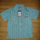 OshKosh Checker Shirt