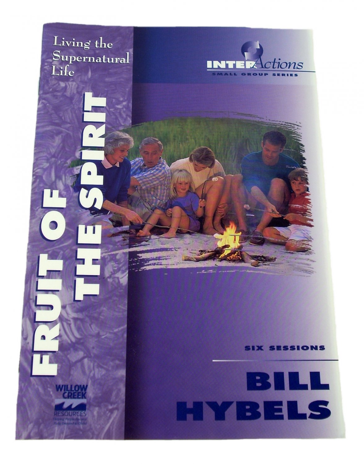 Living the Supernatural Life: Fruit of the Spirit by Bill Hybels Paperback 1998