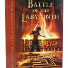 Percy Jackson & The Olympians: The Battle of the Labyrinth #4 by Rick Riordan 2009 Paperback