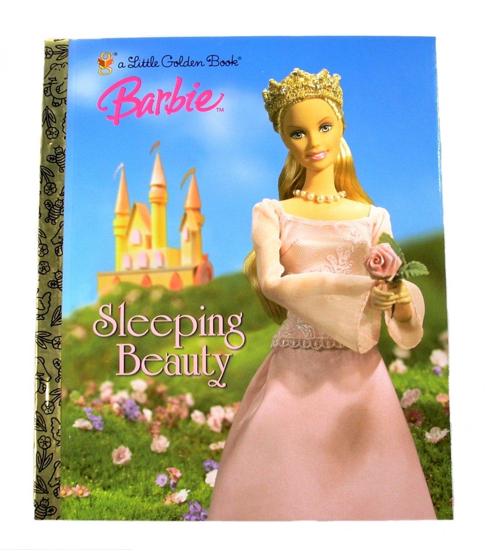 Barbie Sleeping Beauty by Sue Kassirer Little Golden Book 2003