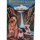 Homeward Bound: The Incredible Journey VHS 1993