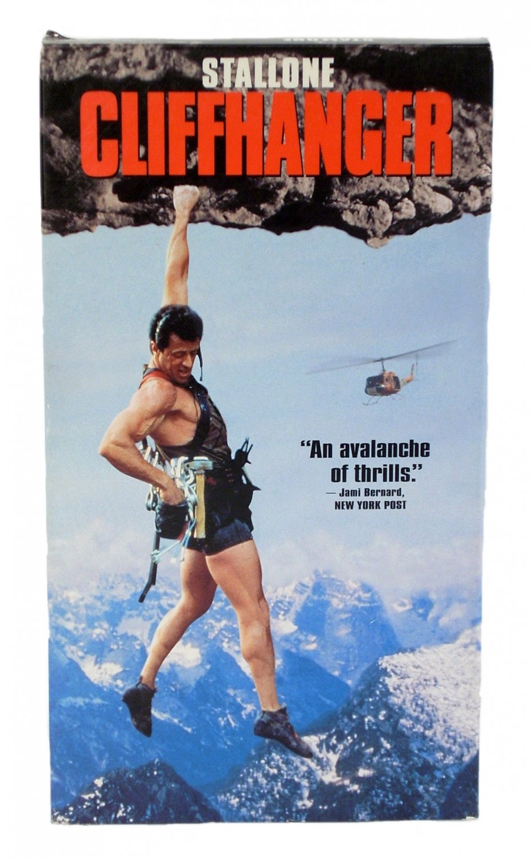 Cliffhanger VHS 1993