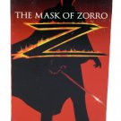 The Mask of Zorro VHS 1998