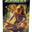 Tarzan and The Lost City VHS 1999