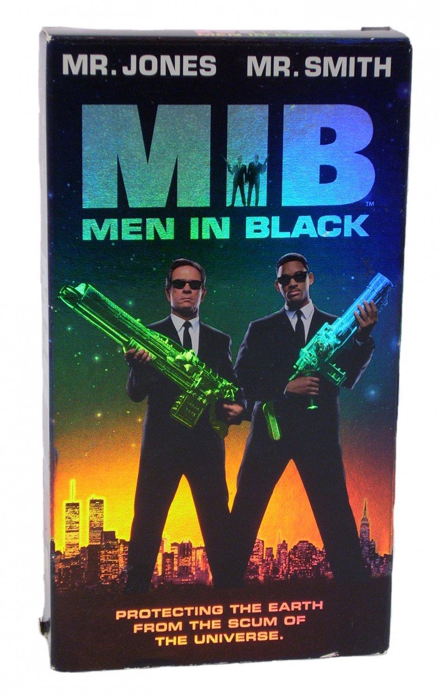 MIB: Men in Black VHS 1997