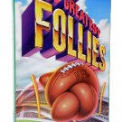 NFL's 100 Greatest Follies VHS 1994