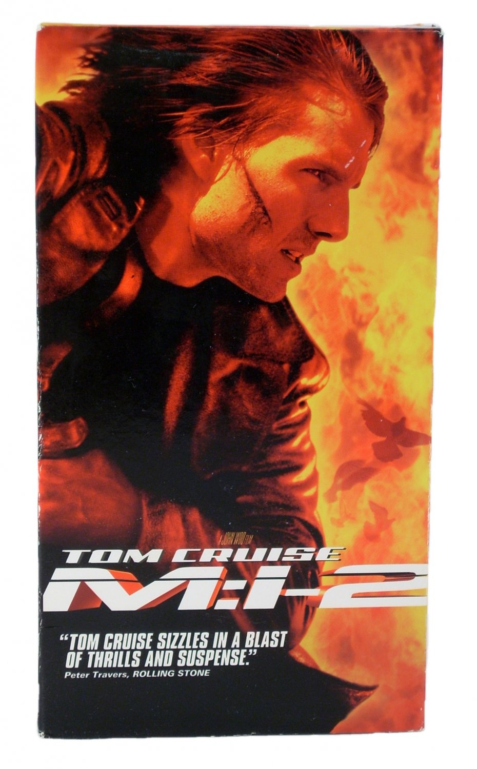 Mission: Impossible 2 M:i-2 VHS 2000