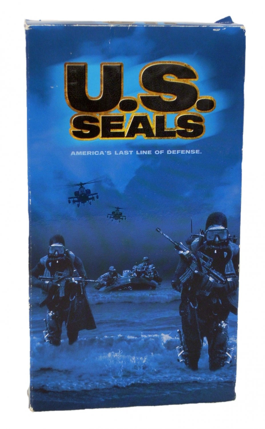 U.S. Seals America's Last Line of Defense VHS 1997
