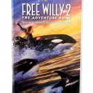 Free Willy 2: The Adventure Home VHS 1995
